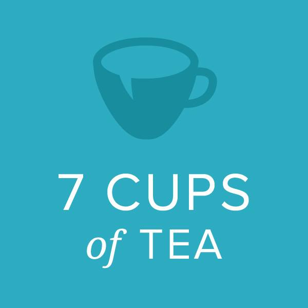 7 Cups of Tea is an easy, non-confronting way to ask for help.