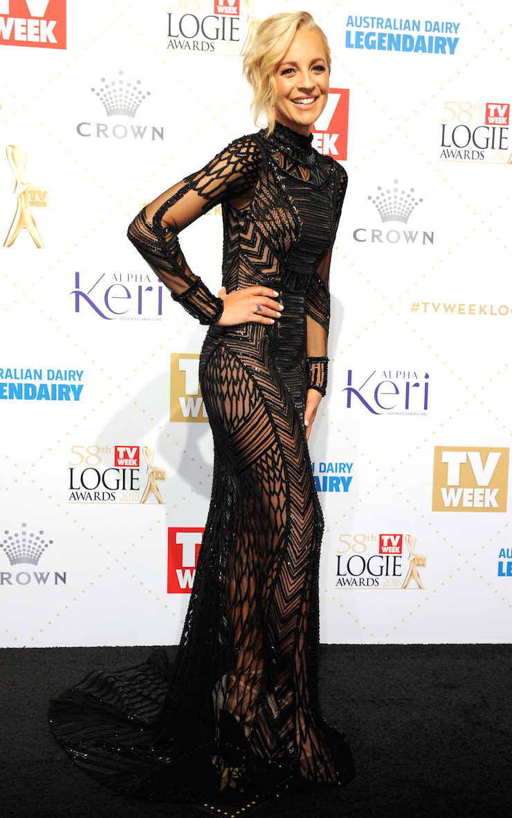 Logies 2016 Fashion Who Got It Horribly Wrong The New