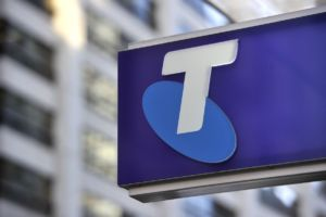 telstra sign