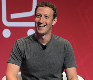 Facebook founder Mark Zuckerberg is a big fan. Photo: Getty