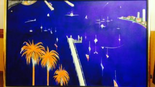 Brett Whiteley fake paintings