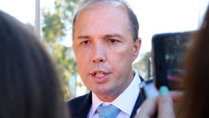 Mr Dutton moved the woman to PNG where he made an abortion available.