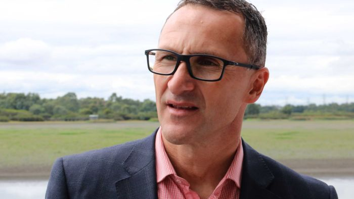 "Senator Di Natale said the dairy industry could not continue to be sustainable while supermarkets were ""ripping off"" farmers."