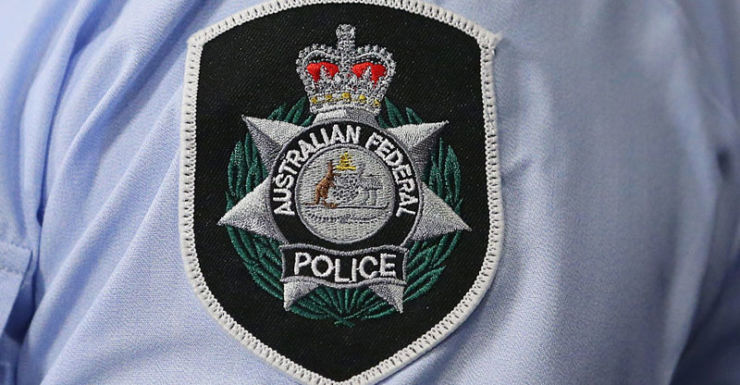 TError raids in Melbourne