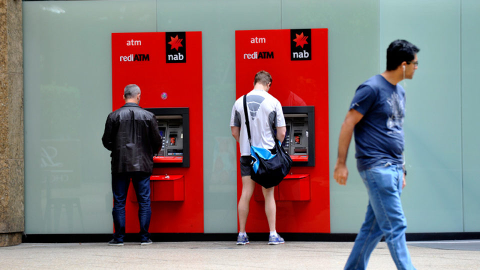 ATMS and Eftpos outages caused chaos at the weekend.