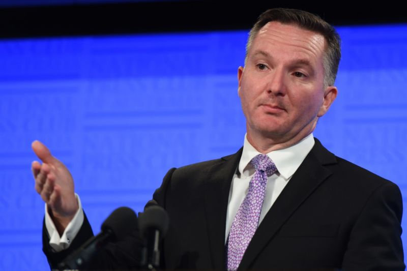 Chris Bowen is skeptical. Photo:AAP