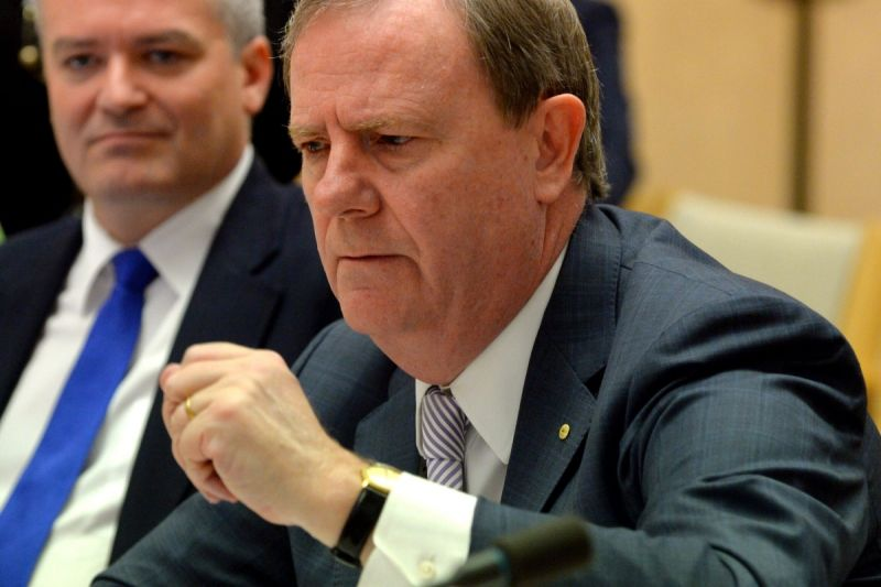 The Costello era is over in super.Photo:AAP