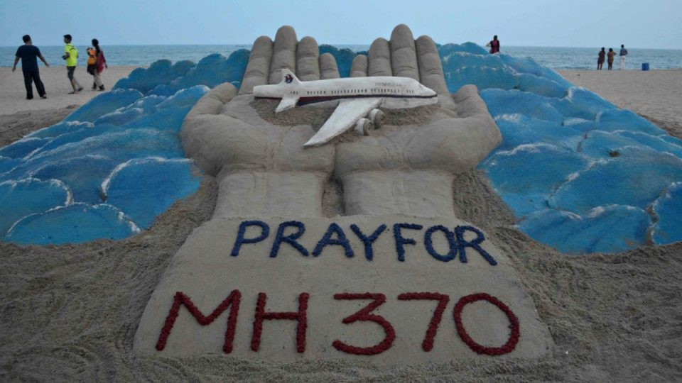 Wing part found in Tanzania likely to from MH370
