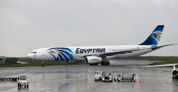 French aviation agency: Smoke detected on EgyptAir plane shortly before crash
