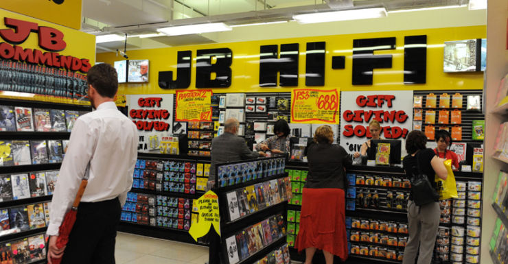 How 39 Invasive 39 Jb Hi Fi Is Changing Its Business The New Daily