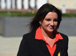 Outspoken Tasmanian senator Jacqui Lambie. Photo: AAP