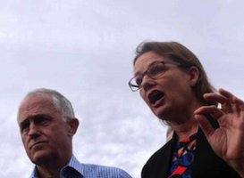 PM and Sussan Ley