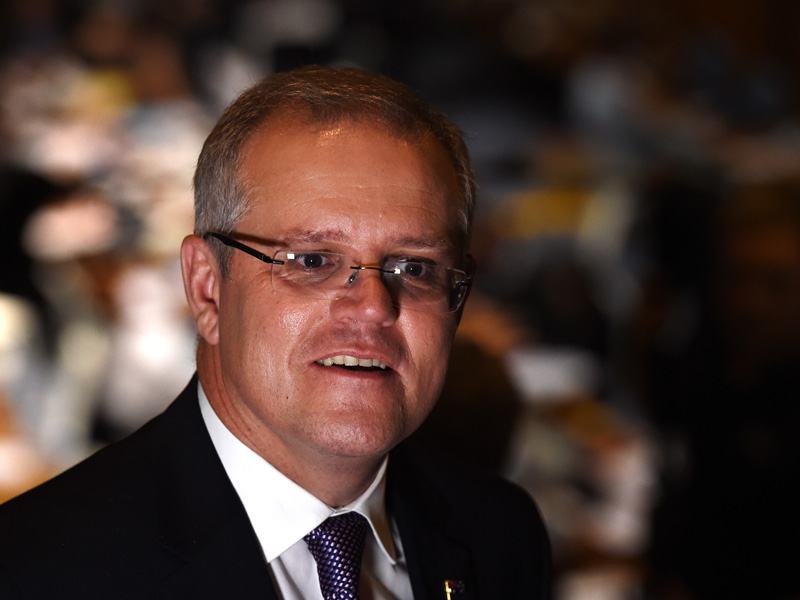 Scott Morrison may have changed the balance.Photo:AAP