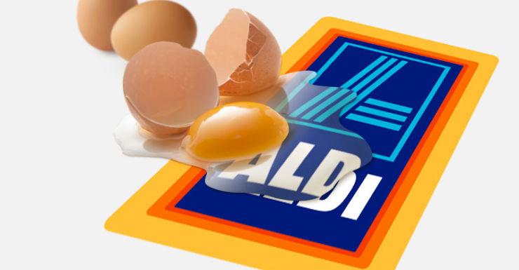 eggs aldi