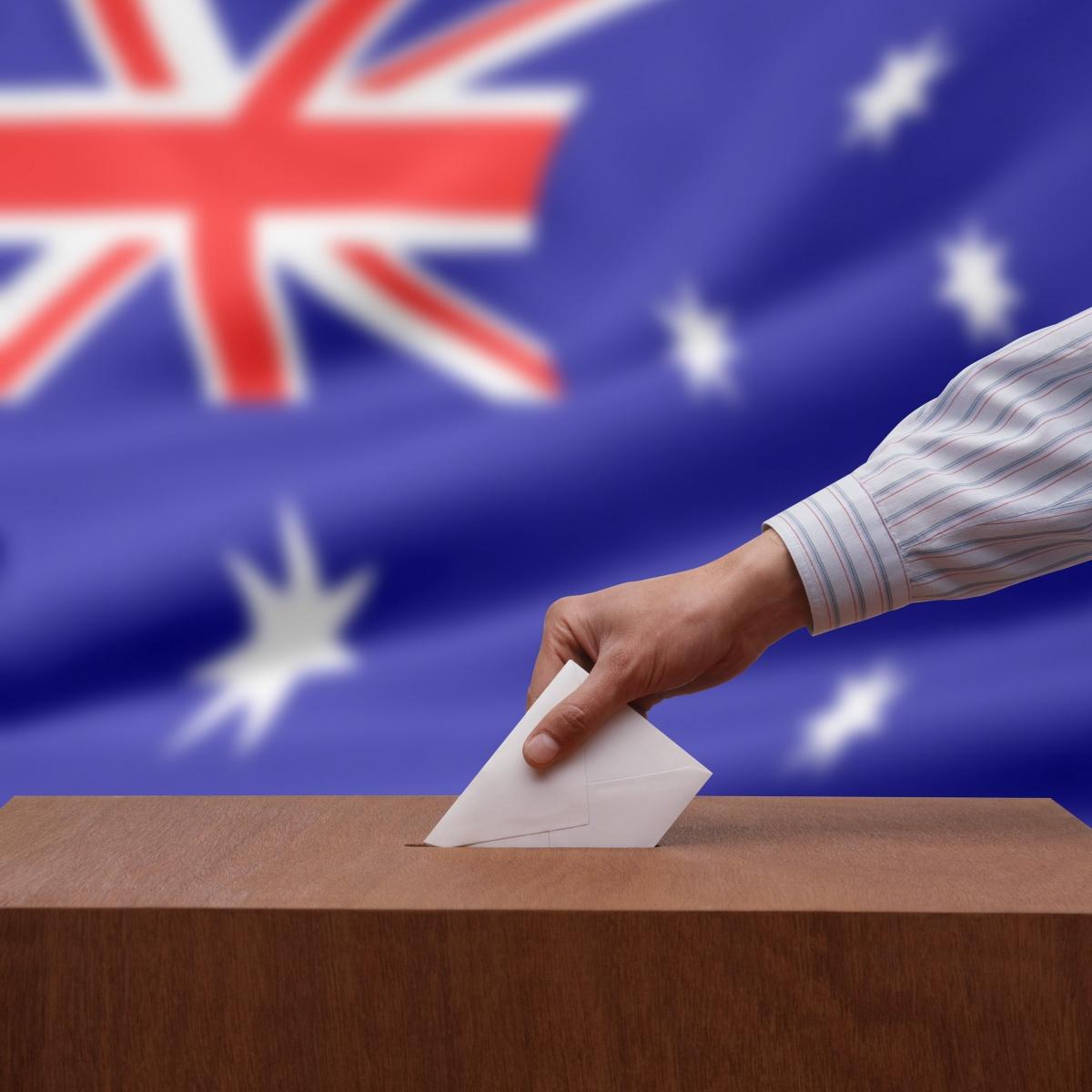 ballot box australia