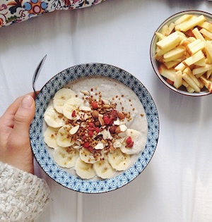 Buckwheat makes a hearty porridge alternative. Photo: Getty