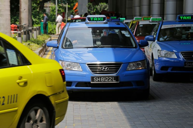 No relief for taxi users. Photo:AAP