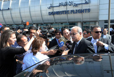 """Egyptian Prime Minister Sherif Ismail: """"We cannot rule anything out""""."""