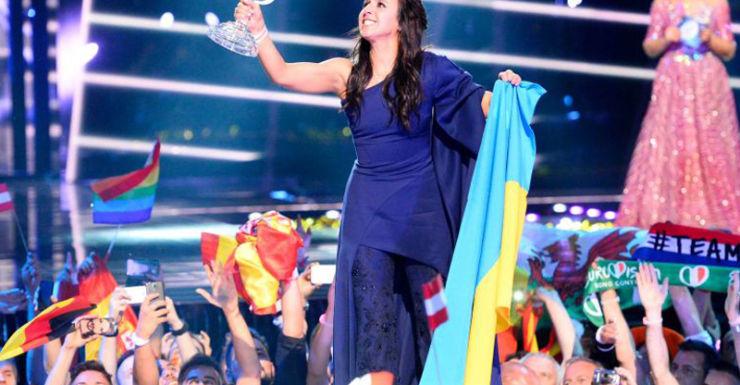 Jamala Eurovision win