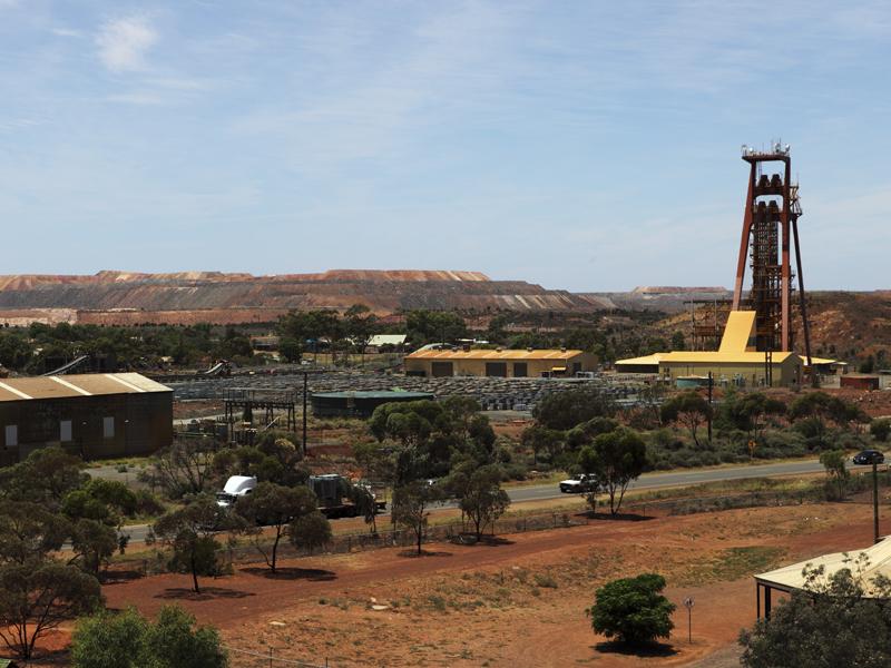 Goldfields quake