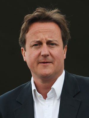David Cameron weighed in with his unapproval. Photo: Getty