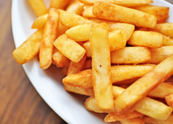 potato fries getty
