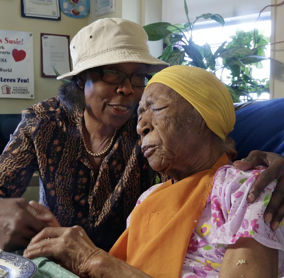 susannah jones oldest living person