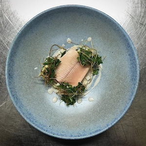 A dish at Melbourne's The Town Mouse. Photo: Instagram