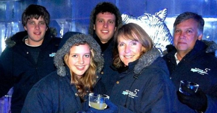 Henri van Breda (left) lived in Perth for several years with his family.