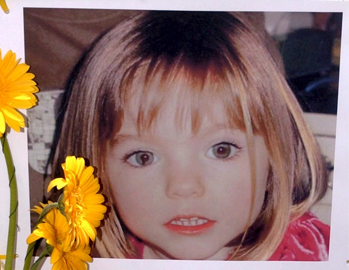 A shot of Madeleine McCann around the time of her disappearance in 2007. Photo: AAP.