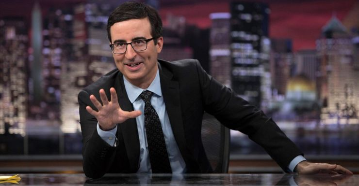 John Oliver weighs in on the Brexit aftermath.