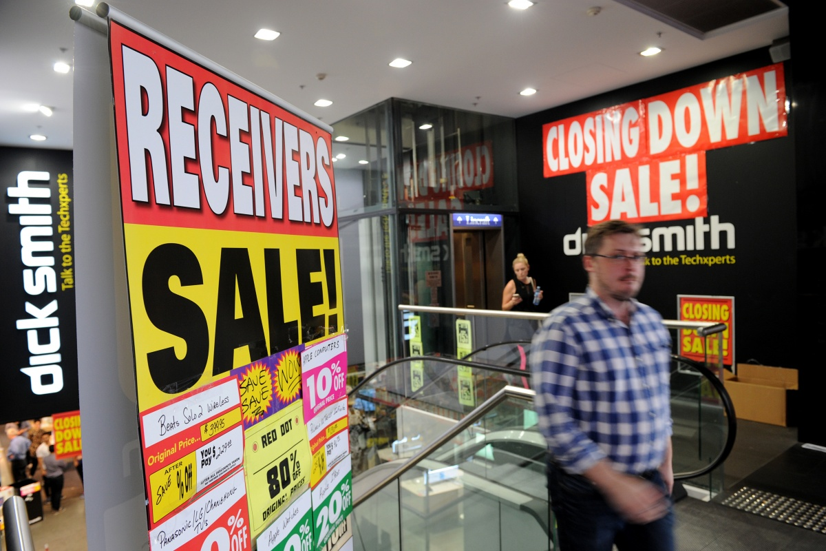 Dick Smith sale