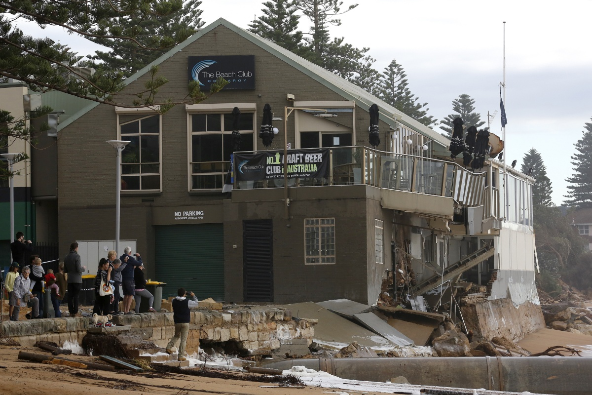The Beach Club in Collaroy in Sydney's Northern Beaches.