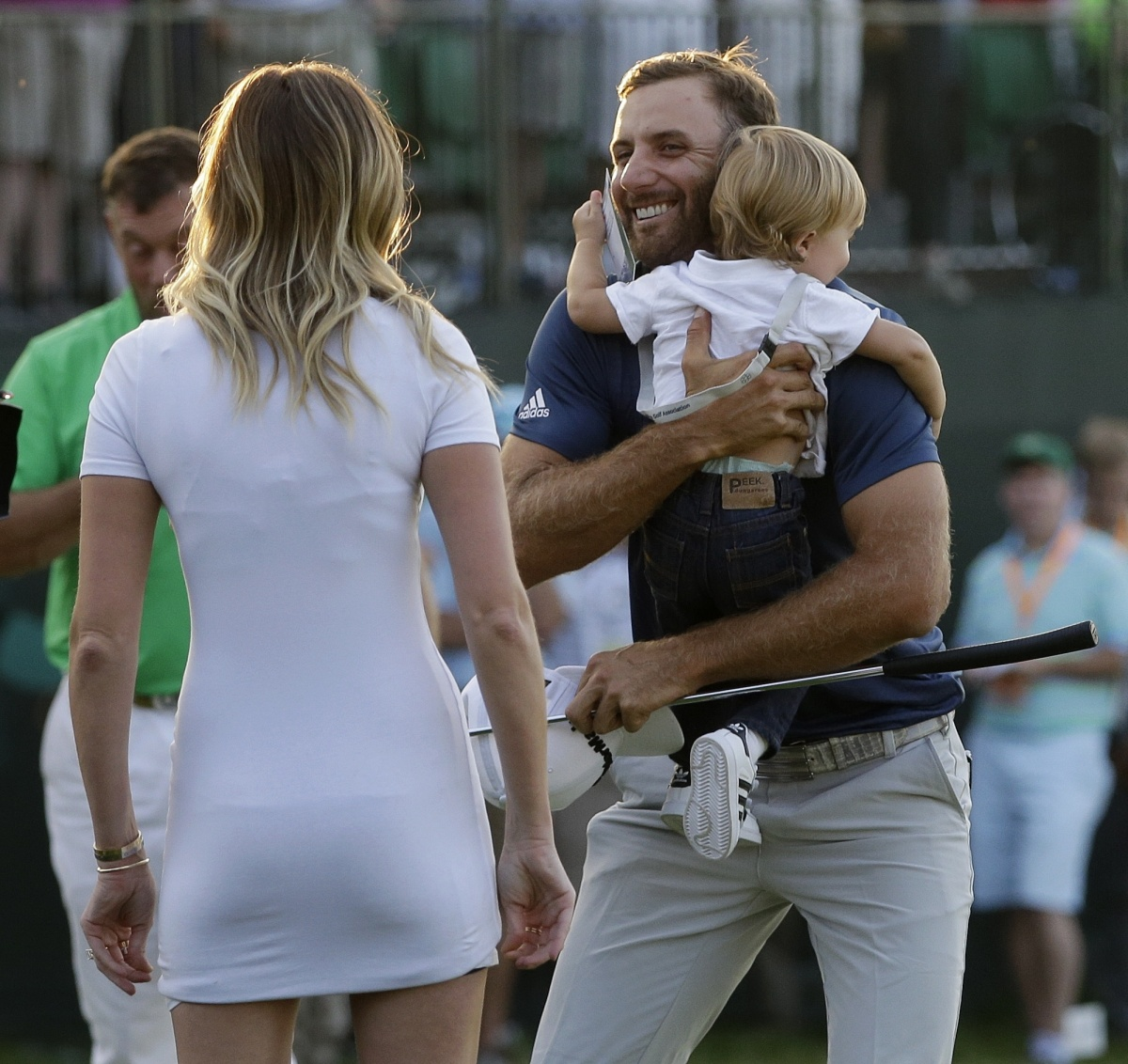 The Dress That Has Divided The Golf World  The New Daily-3012