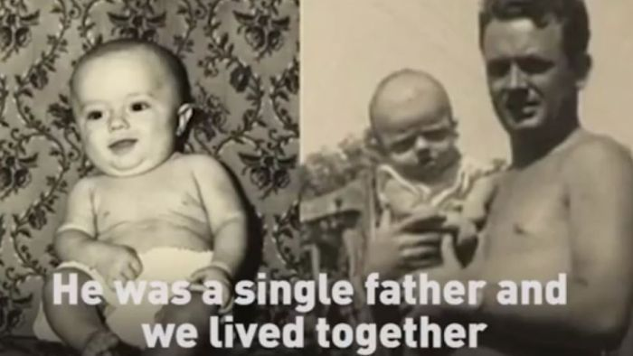 Malcolm Turnbull campaign video about his relationship with his father still