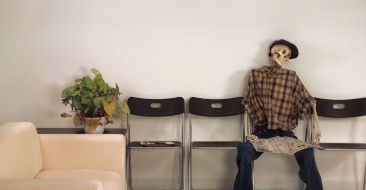 waiting times hospitals