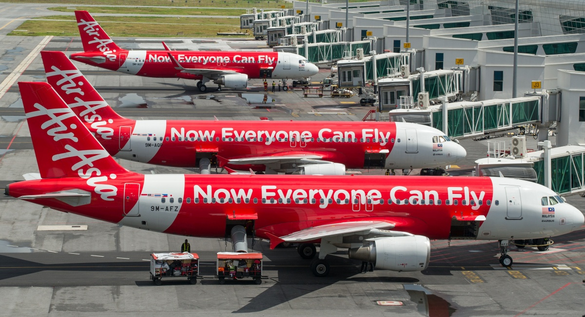 promotion strategy of air asia