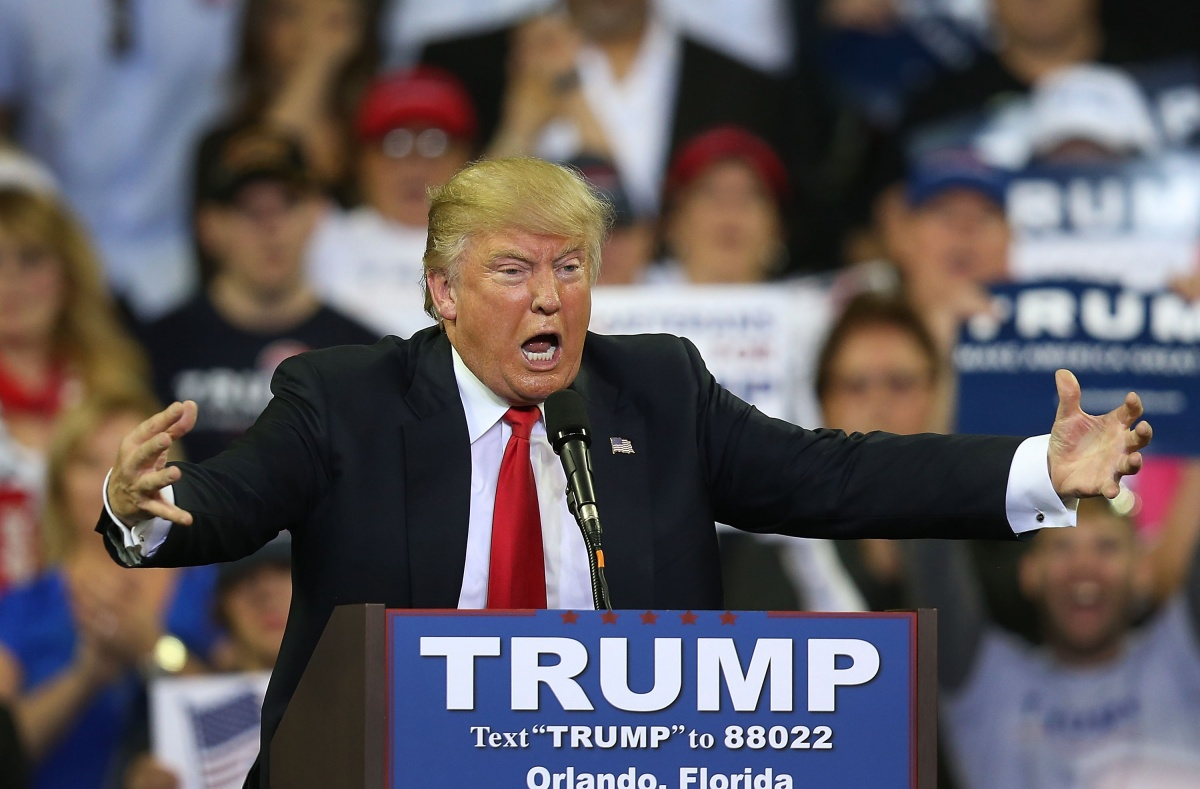 Trump is a pathologically impulsive and self-centred, says his biographer.