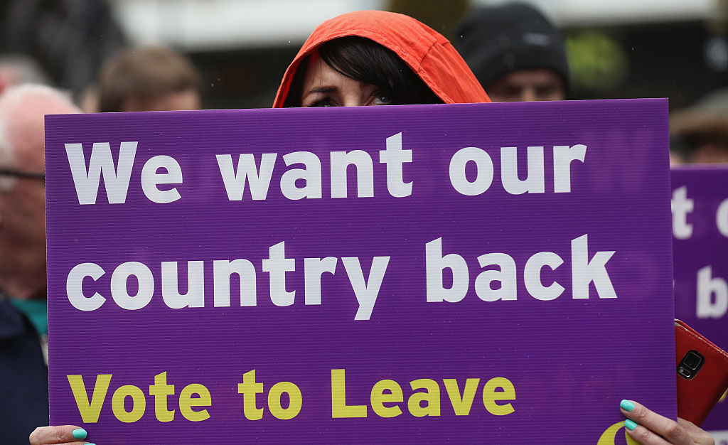The best outcome for Australia would be for the status quo to be maintained between Britain and the EU. Photo: Getty.