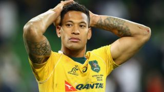 folau video church