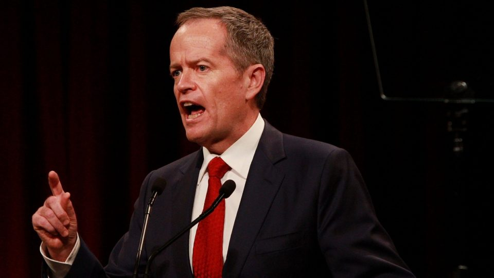 bill shorten icac