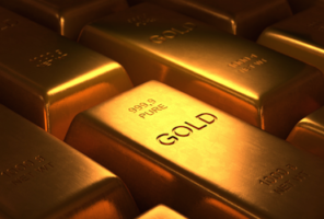 Gold is still a safe-haven investment. Photo: Getty.