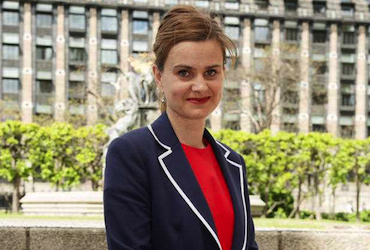 Murdered UK MP Jo Cox. Photo: AAP.