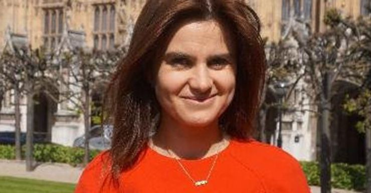 Murdered British Labour MP Jo Cox.
