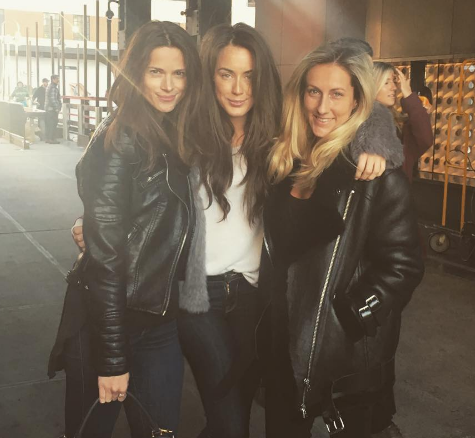 The women have been friend for almost a decade. Photo: Instagram
