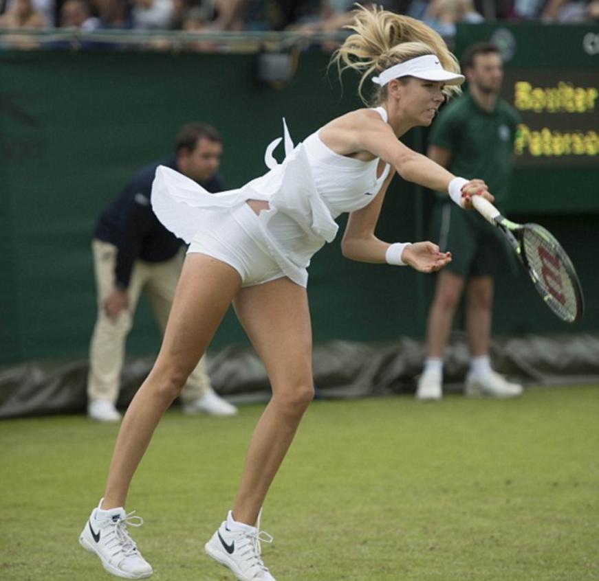 Con qué frecuencia cuota de matrícula encuesta  Too short: Nike has a Wimbledon dress problem   The New Daily