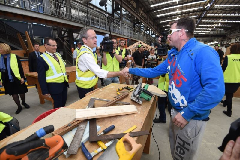 Labor is supporting TAFE. Photo:AAP