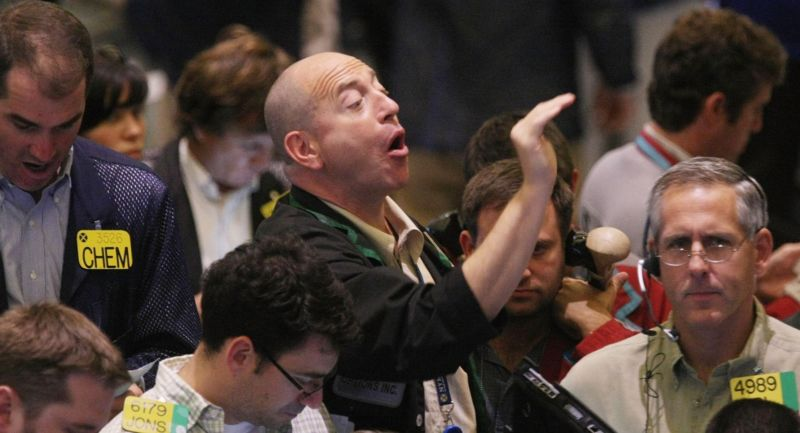 Bond prices were bid up strongly. Photo:Getty