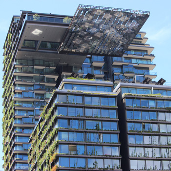 One Central Park in Sydney. Photo: AAP