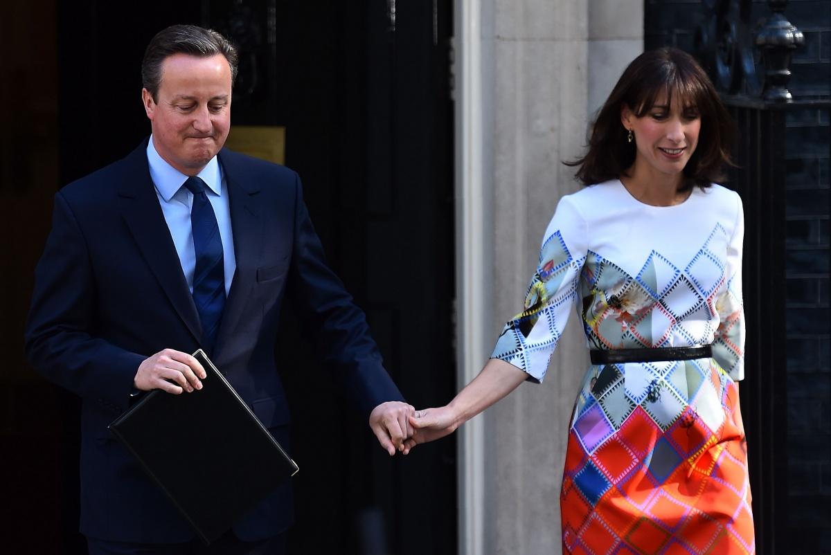 David Cameron Brexit vote